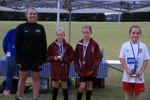 Australind Junior Soccer Club Team - Girl's Carnival 2017-51