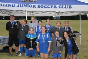 Australind Junior Soccer Club Team - Girl's Carnival 2017-52