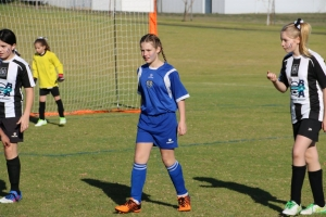 Australind Junior Soccer Club Team - Girl's Carnival 2017