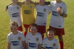 Bunbury United Soccer Club Juniors - Girls Team