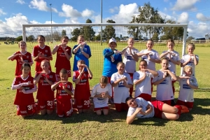 Bunbury United Soccer Club Juniors