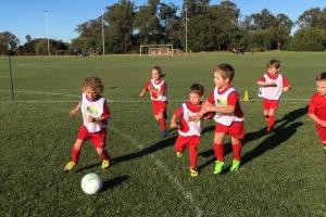 Bunbury United U9 Juniors Team-1