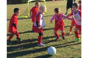 Bunbury United U9 Juniors Team-2