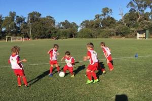 Bunbury United U9 Juniors Team-3