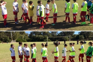 Bunbury United U9 Juniors Team