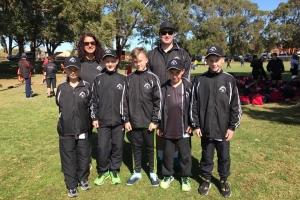 CCJSA Junior Soccer Team