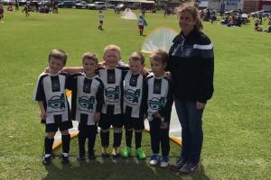 Hay Park United Junior Soccer Club Pictorial