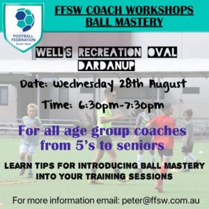 August workshop flyer