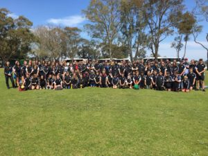 CCJSA - Country Coastal Junior Soccer Association Country Week Team.