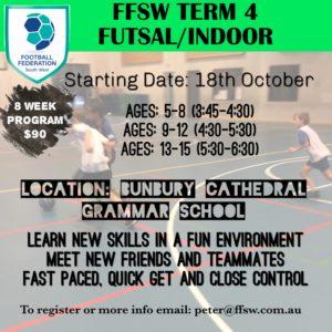 Futsal term 4